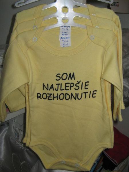 Body pre bábätká