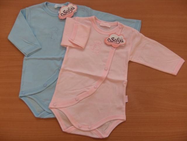 2bb3e13a3 body Sofia - Oblečenie pre kojencov 56 - 80 - Baby Salon - obchod ...