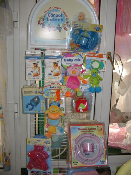 Hračky pre detičky