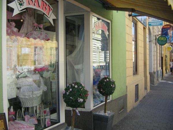 Obchod pre deti Košice