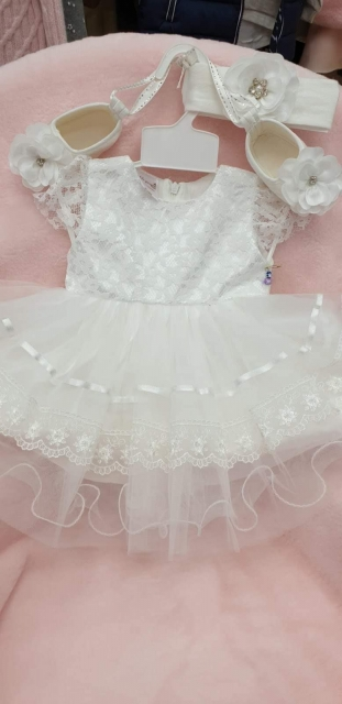 Šaty na krst