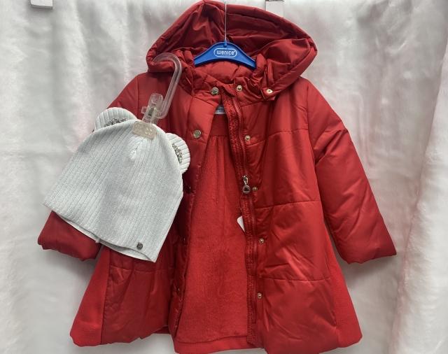 Zimný šušťákový kabát