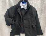 Podšitý flísový kabát